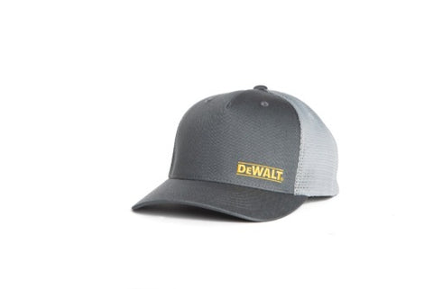 Oakdale Trucker Hat Grey with Light Grey mesh
