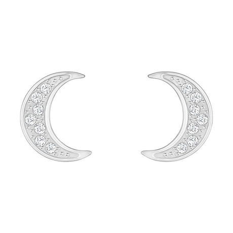 Boucles d'oreilles Swarovski Crystal Wishes Moon - 5278383