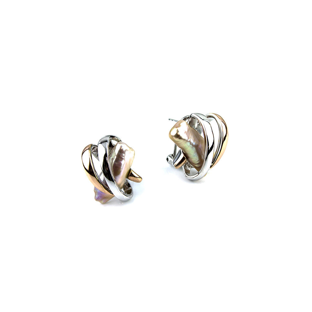 Boucles d'oreilles AS Art in Silver - 58323