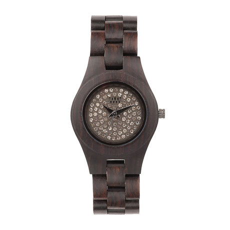 Montre Wewood Crystal Chocolate - 70204500000