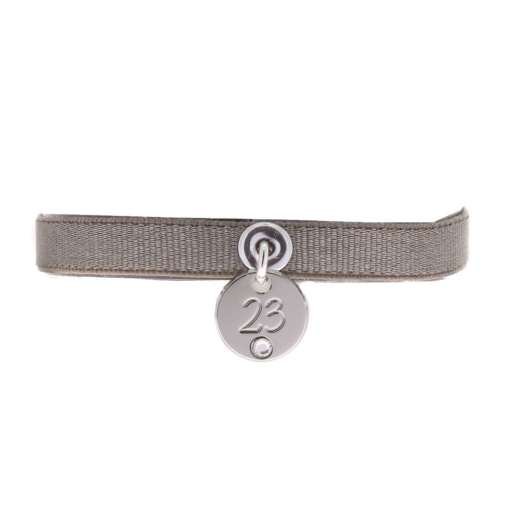 Bracelet Les Interchangeables Ruban Number 23 - A39833
