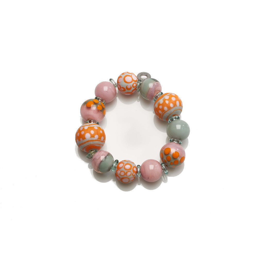 Bracelet Antica Murrina Papaya - BR717A25
