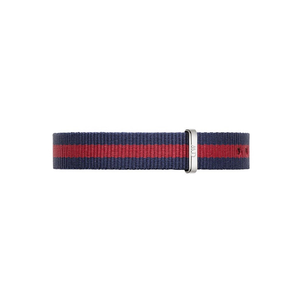 Bracelet de montre Daniel Wellington Oxford Nato 13mm-SV - DW00200072