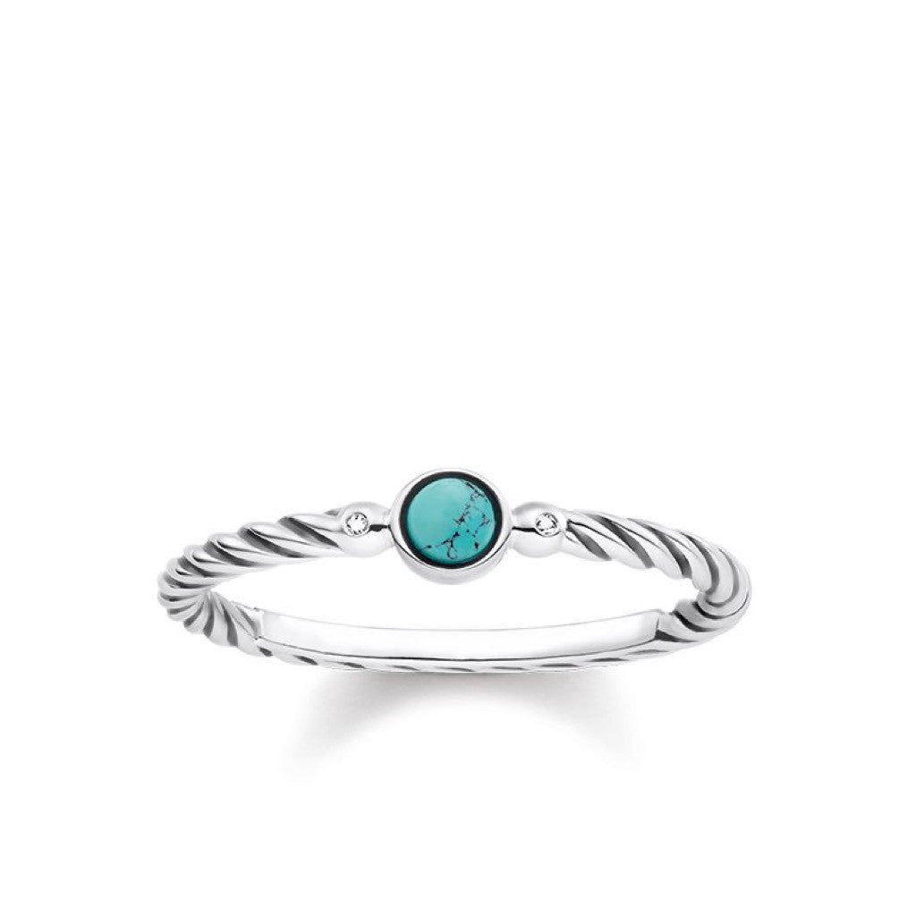 "Bague Thomas Sabo Glam & Soul ""Ethno"" - D_TR0023-357-17"
