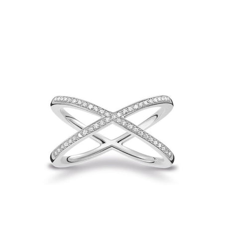 Bague Thomas Sabo Glam & Soul - D_TR0029-725-14