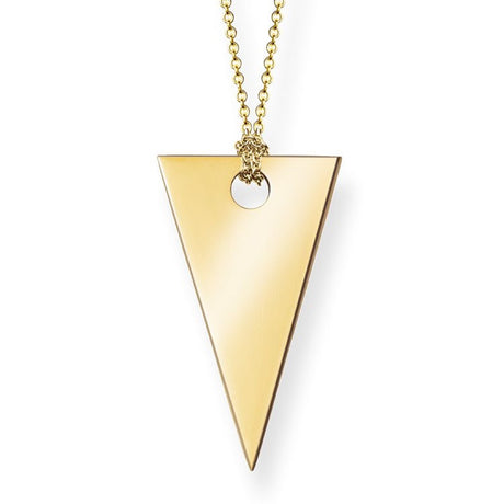 "Collier Thomas Sabo Glam & Soul ""Triangle"" - KE1541-413-12"