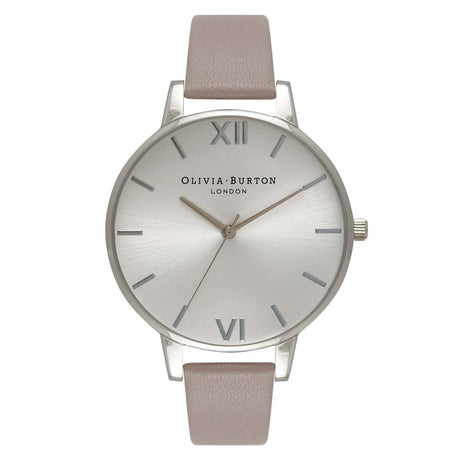 Montre Olivia Burton London Grey & Silver - OB16BD99