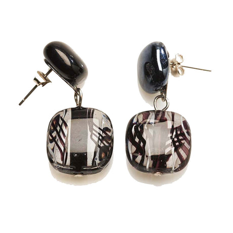 Boucles d'oreilles Antica Murrina Graphic - OR510A14