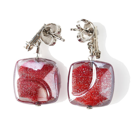 Boucles d'oreilles Antica Murrina Corner - OR529A11