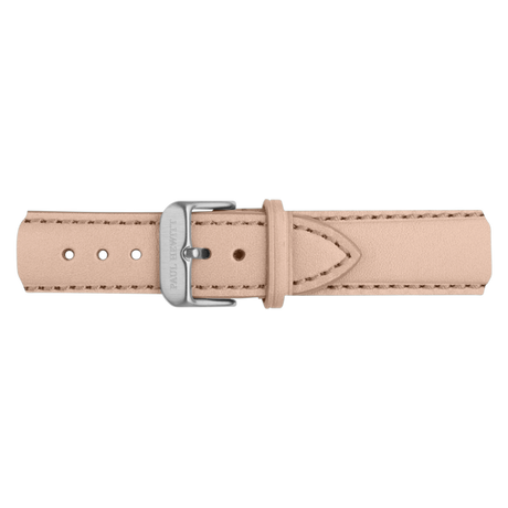 Bracelet de montre Paul Hewitt Acier Inoxydable Cuir Hazelnut - PH-M1-S-22M