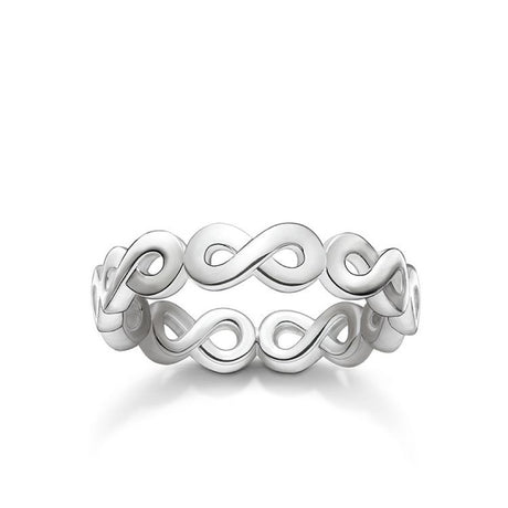 "Bague Thomas Sabo Glam & Soul ""Infinity"" - TR2124-001-12"
