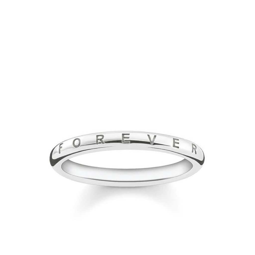 "Bague Thomas Sabo Glam & Soul ""Forever Together"" - TR2125-001-12"