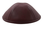 Burgundy Leather Ikippah