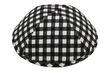 Black Gingham Ikippah
