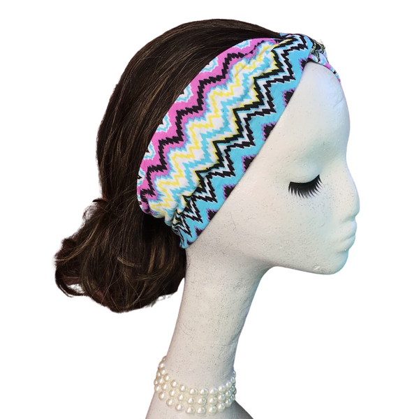 Tribal ZigZag Headband