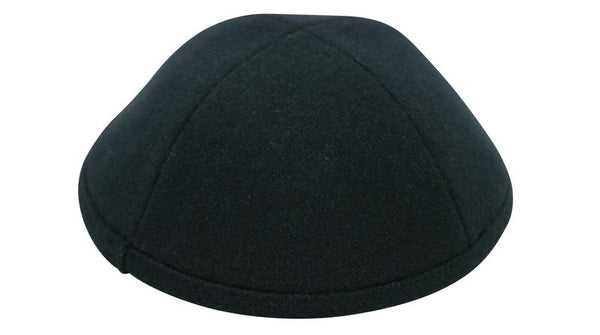 Black Wool Ikippah