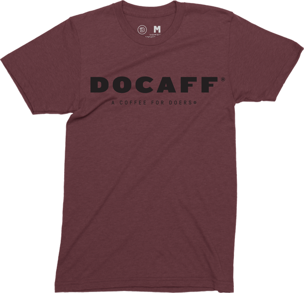 Docaff Official Maroon