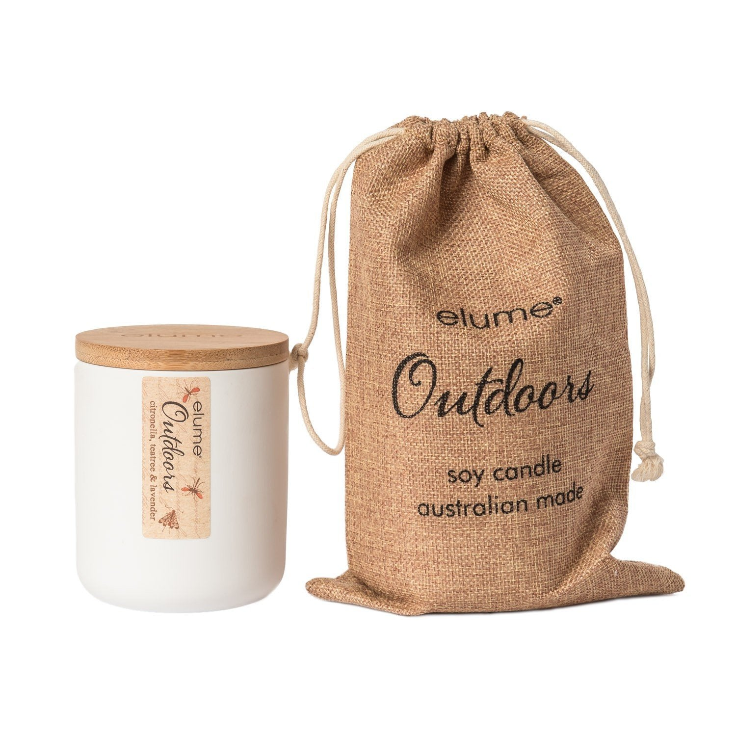 Luxury Outdoor Candles
