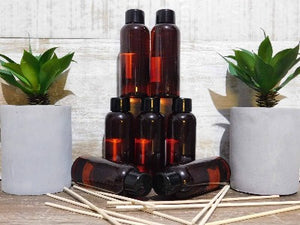 Car Hanging Diffuser Oil Refillable 10ml - Select a Fragrance