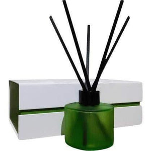Diffuser Green Glass Premium 100ml