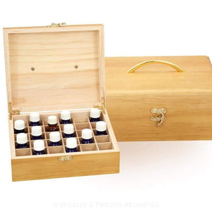 Fragrance Oil Wooden Storage Box Large