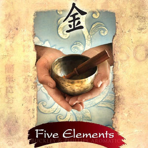 Premium Incense 5 Elements 37pc