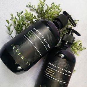 Hand & Body Wash - Peppermint, Rosemary & Lavender Flower 500ml