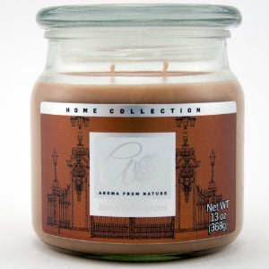 2 WICK CANDLE BEN AT BUCKINGHAM 368g