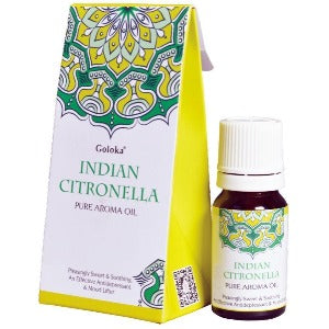 FRAGRANCE OIL – CITRONELLA 10ML