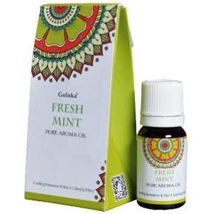 FRAGRANT OIL – FRESH MINT 10ML