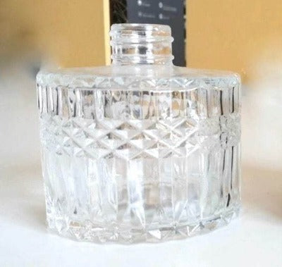 Glass Diffuser Bottle Clear 200ml