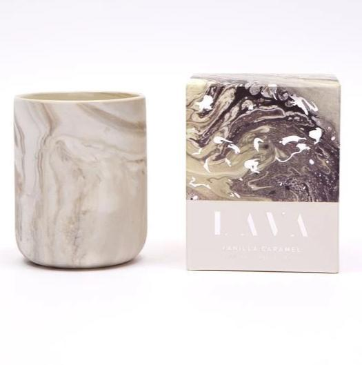 Vanilla Caramel Scented Candle 113g
