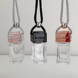 Car Diffuser Cube Hanging 10ml