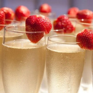 Champagne & Strawberries Diffuser Oil Refill