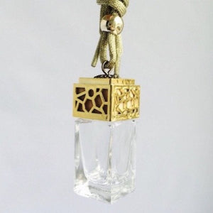 Fragrant Oil Diffuser Car or Home - Cube Hanging 10ml