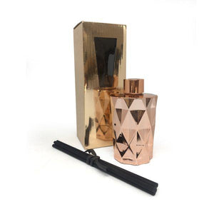 Diamond Diffuser Bottle 170ml Gold