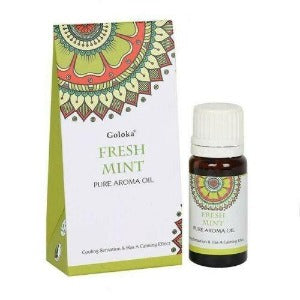FRAGRANCE OIL – FRESH MINT 10ML