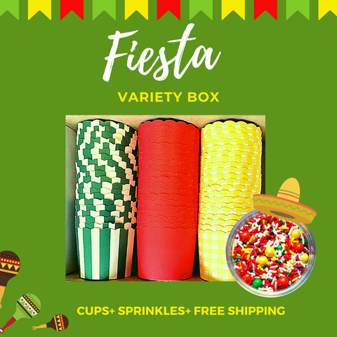 """Fiesta Party"" Variety Pack- Shipping Included"