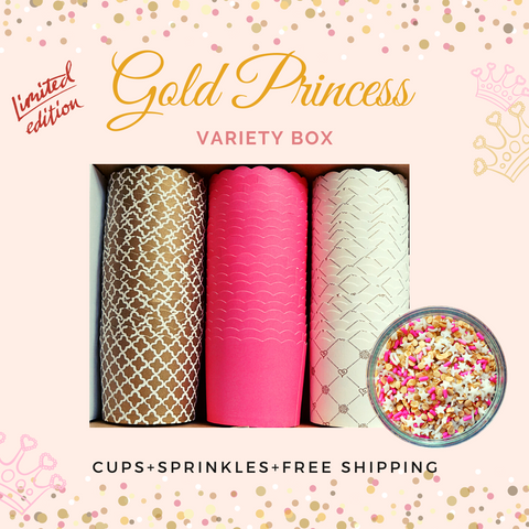 """Gold Princess"" Variety Pack- Shipping Included"