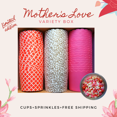 """Mother's Love"" Variety Pack- Avail. in Large/Small Cups"