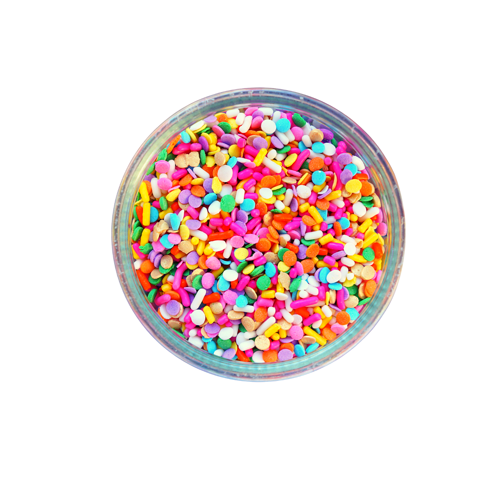 Golden Spring Sprinkle Mix  (3 oz)