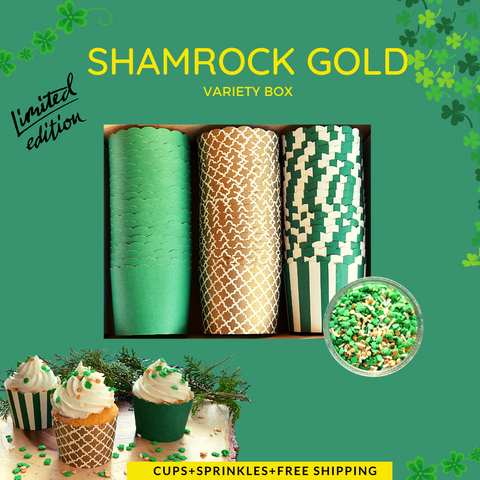 """Shamrock Gold"" Variety Pack- Shipping Included"
