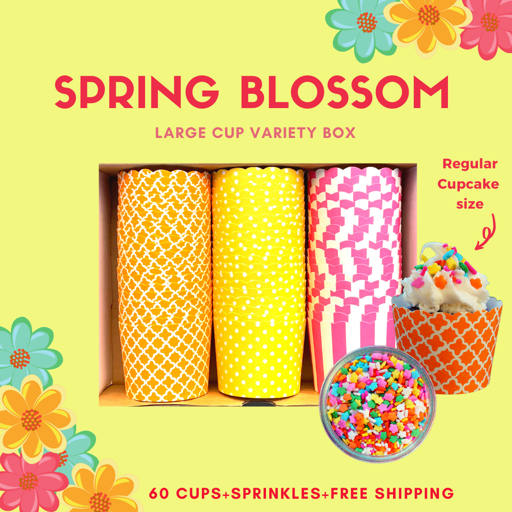 """Spring Blossom"" Variety Pack- Shipping Included"