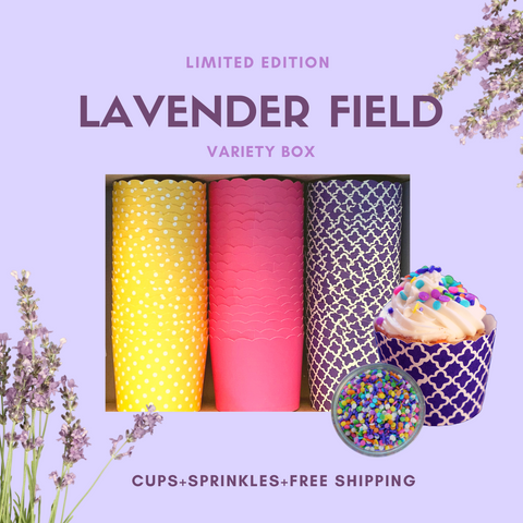"""Lavender Field"" Variety Pack- Shipping Included"