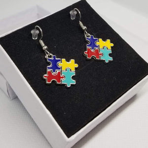 PUUZZLES EARRINGS SET
