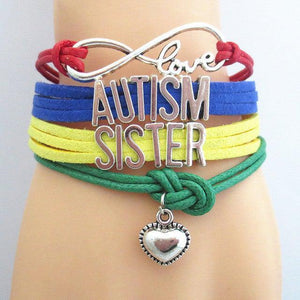 ACTION ON AUTISM MOM BRACELET