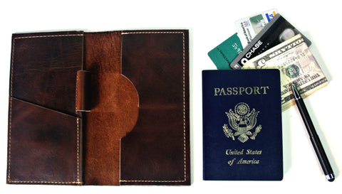Loop Arch Passport Wallet