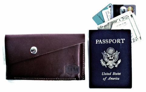 Joist Passport Belt-Loop Wallet