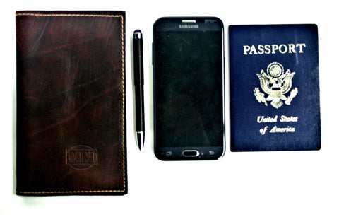 V-Fold Passport Wallet