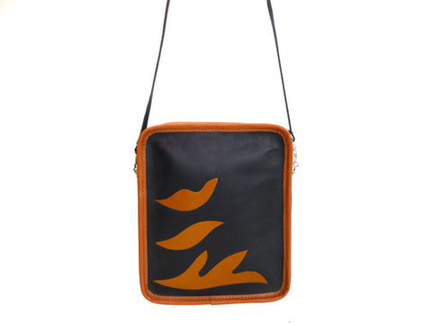 Black & Tan Hip Bag Gambia